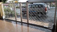 DCMOTO GFM925W Auto Gate, Taman Kobena, Johor Bahru.