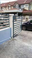 December 2018 Dnor 212 Autogate ,Bandar Puteri , Taman Sentosa , Port Klang , Selangor , Malaysia Auto Gate