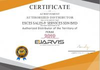 Certificates from Suppliers
