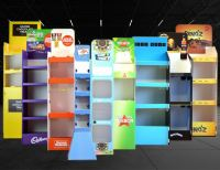 PORTABLE STANDEE DISPLAY SERIES