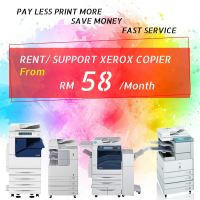 Rent/Support Xerox Copier from RM 58 /month