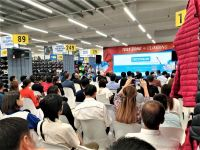 DECATHLON (BIGGEST store in Southeast Asia) Grand Opening
