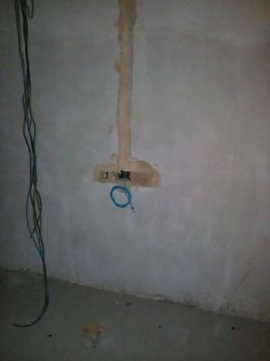 Wiring installation Work