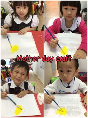 Mother Day Art and Craft