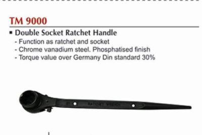 ratchet handle