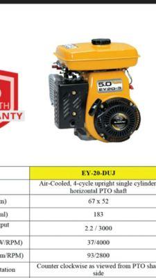 robin engine ey20