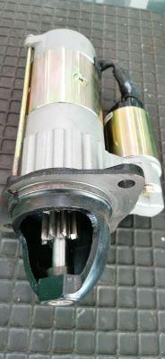 Engine Started motor