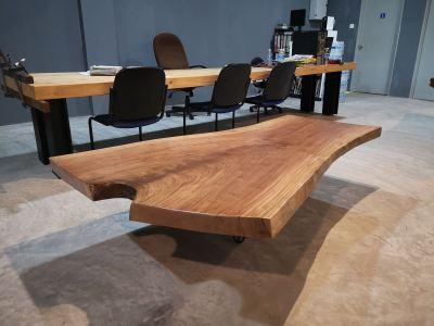 """Table slab 41""""(W)x 73""""(L) x 3""""(T)"""