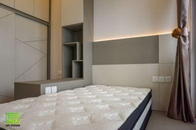 TP5-3803 (Cream Cloth), TP5-3805 (Grigio Cloth)