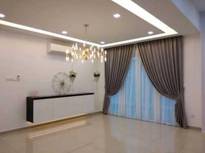 CURTAIN & INTERIOR DECORATION