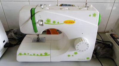 Okurma Portable Zie Zig Sewing Machine