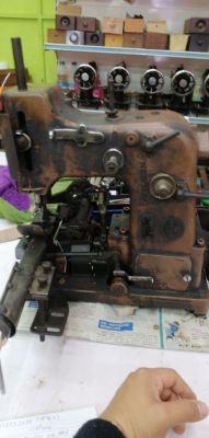 Repair Sevis New Long Industrial Bag Closing Machine