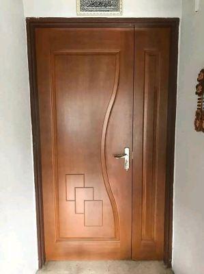 SOLID TIMBER DECORATIVE DOOR