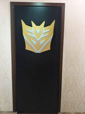 Superheroes Door Series