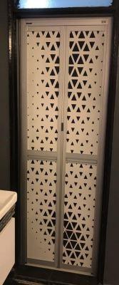 Aluminium Bi-Fold Door