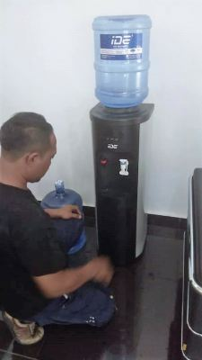 5 Gallon RO Water & Bottle Type Dispenser