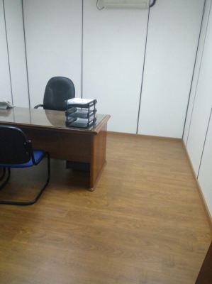 Office Refurbishment Laminate Flooring