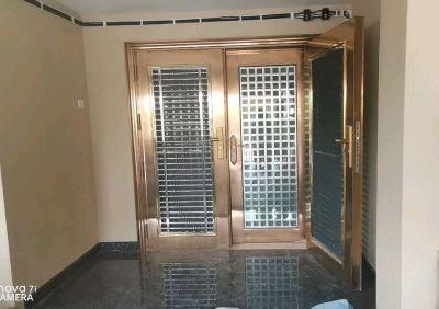 Project Security Door@Jalan BP10/12,Bandar Bukit Puchong 2