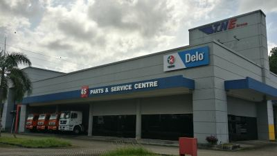 4S Genuine Spare Parts & Service Centre