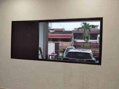 Fix Stainless Steel Mosquito Mesh Window