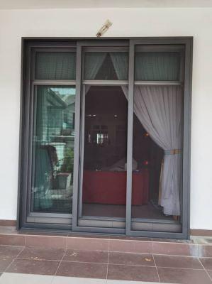 Security Stainless Steel Mosquito Mesh Sliding Door