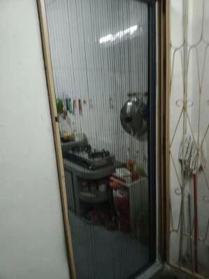 Folding Mosquito Mesh Door