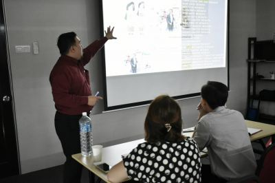 NEWPAGES Online Marketing Seminar @ Equine Office, 24 February 2017