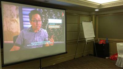 NEWPAGES Online Marketing Seminar at Sunway Hotel Serebang Jaya - 18AUG2017