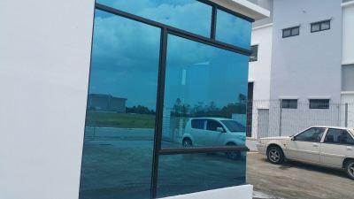 setia business park  window tinted film
