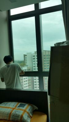 THE TERRACE RESIDENT Singapore window tinted film