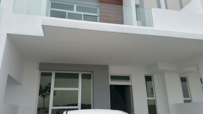 Our project building tinted film at jb and Singapore