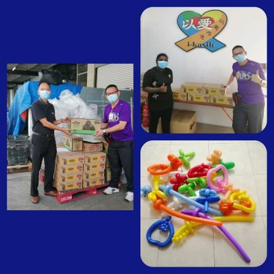 CSR Project by Mamee