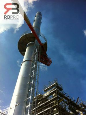 Project : Boiler Installation Works at Singapore