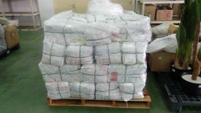 Sending LLDPE Plastic Bag to Customer