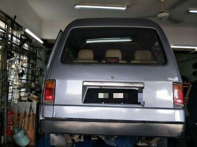 Ford Economi Van ~ Clutch Pad Full Set