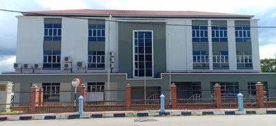 MPKu - Bangunan Setor dan  Pejabat (2015-2016 )