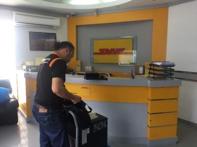DHL Staff Benefit to Enjoy Italy Premiums Coffee