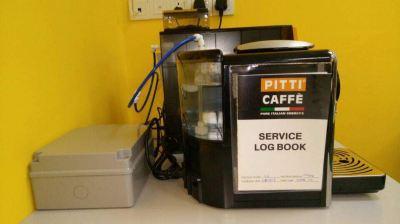 Corporate Premium Coffee Taste Drink Event