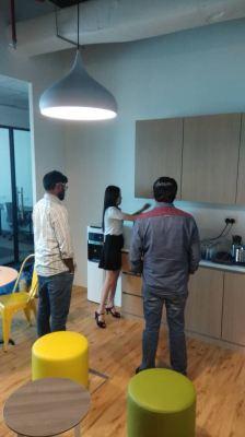 Coffee Machine Rental- IT Company