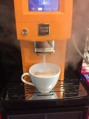 Coffee Machine Rental - Hot Beverage Pitti Veloce