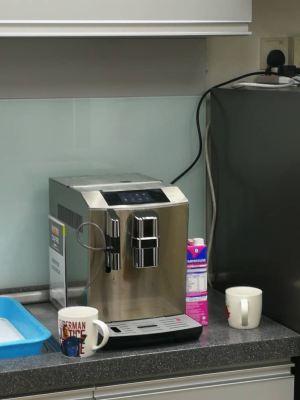 Coffee Machine Rental- Cafe Use