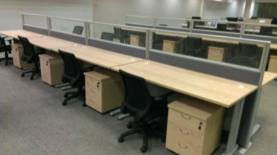 Office Workstation @ KLCC