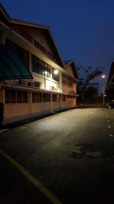 Street Light at Sg