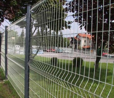 V Crest Bending Security Fence Malaysia