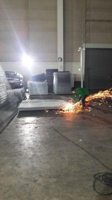 Welding Steel Wire Mesh