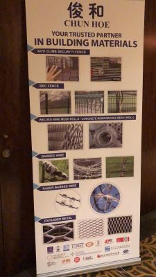 Building Material - Steel Wire Reinforcement Products Singapore