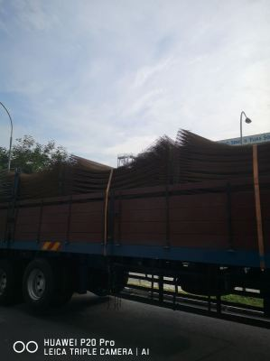 Malaysia brc fence supply and delivery