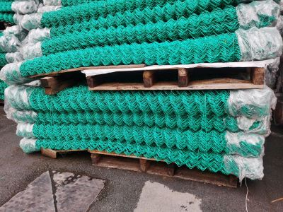 Pvc chain link fencing singapore