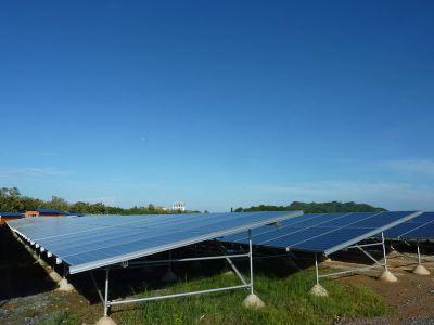 Solar Farm - Kuala Perlis