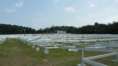 Solar Farm - Kuala Sawah